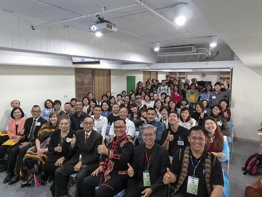 20180303跨文化宣教神學院第一屆開學禮拜