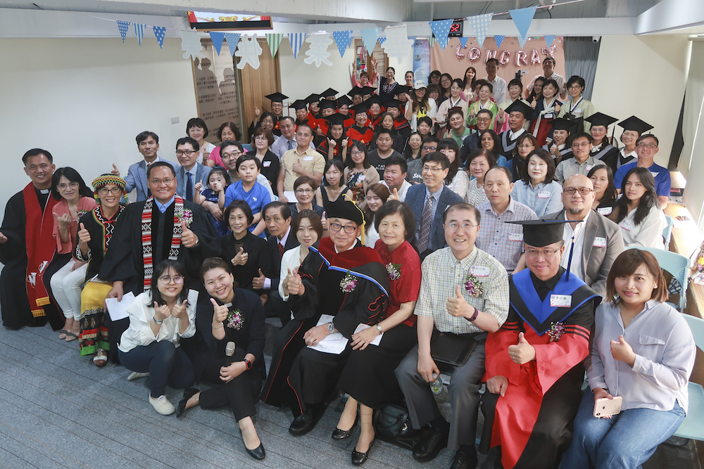 The First Graduation Ceremony of MCCMS