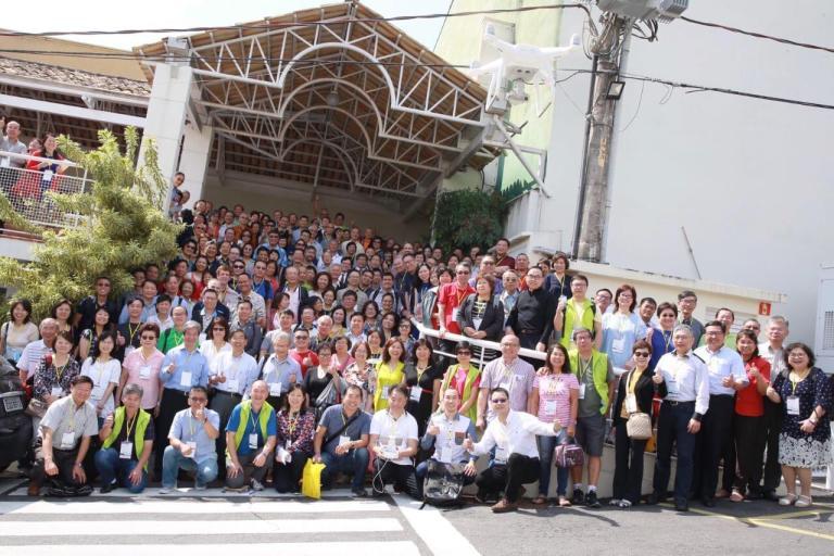 2019年泛美華福宣教大會在Atibaia旅館盛大召開