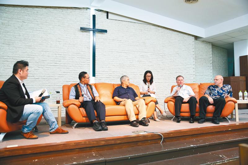 跨出宣教步伐 成為世界祝福
