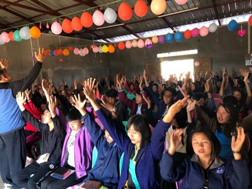 緬甸宣教 -潘夢婷