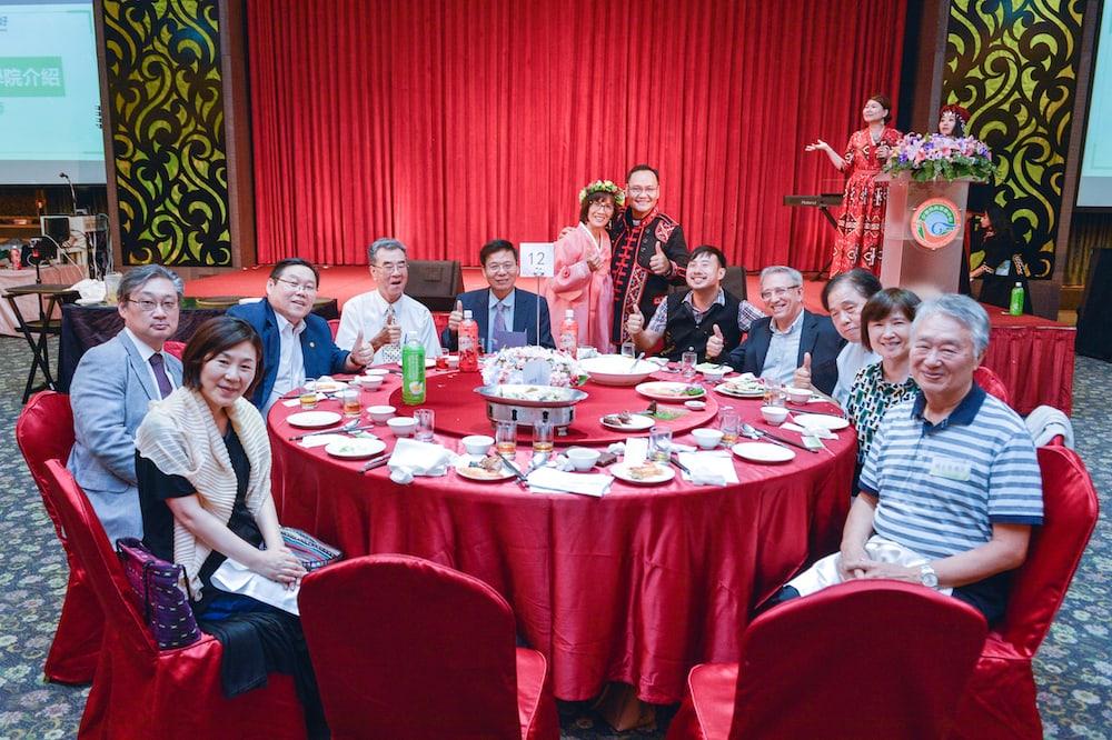 2019 Vision Sharing & Fundraising Dinner