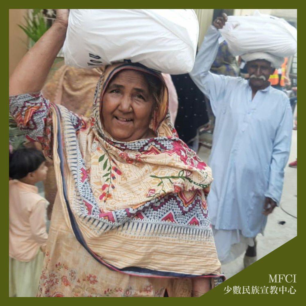 巴基斯坦目前仍深受COVID-19疫情的影響